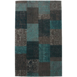 Laagpolig-vloerkleed-patchwork-oceaan1