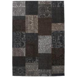 bruin-patchwork-vloerkleed
