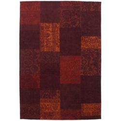 rood-patchwork-vloerkleed