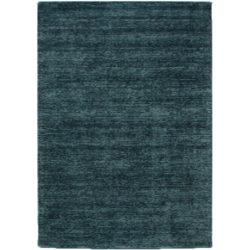 Turquoise-design-vloerkleed