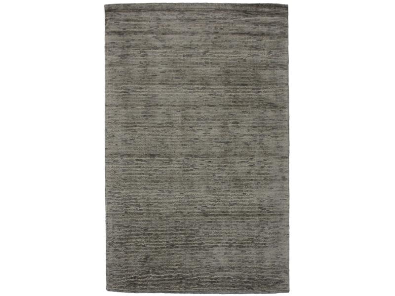 Handgemaakt vloerkleed kopen vloerkleed sala grijs - Grijs gekleurd ...