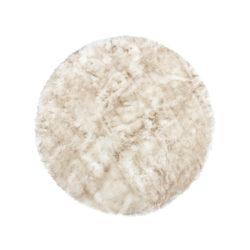 rond-vloerkleed-hoogpolig-beige