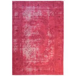 Roze vintage vloerkleed