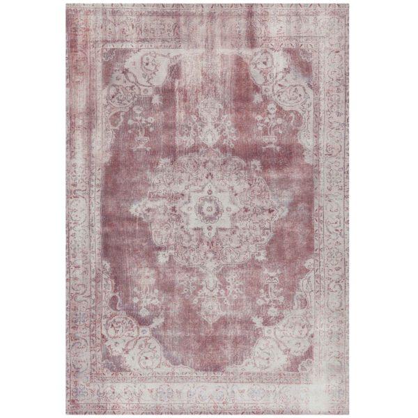 rood vintage karpet