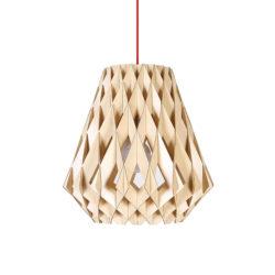 Hanglamp Basic Hout I
