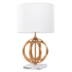 Tafellamp-Circle-Goud-design
