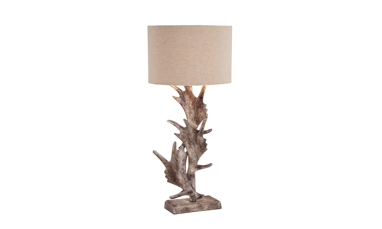Lamp in de vorm van een gewei kopen verlichting for Lamp gewei