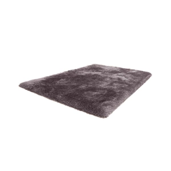 Vloerkleed-Hoogpolig-Doux-Zilver
