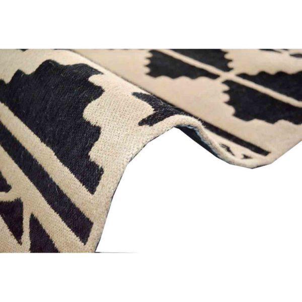 Vloerkleed Vintage Maya ZwartWit