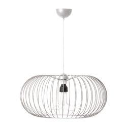 Hanglamp-Industrieel-Bol-Zilver-design