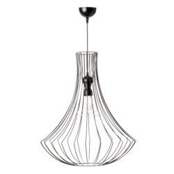 Hanglamp-Kroonluchter-Draad-Zwart-design