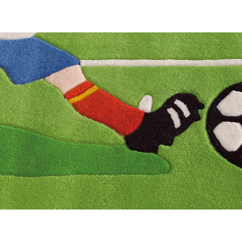Fabulous Voetbal vloerkleed kopen?   Kinderkamer Vloerkleden &KJ28