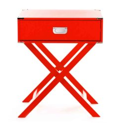 Sidetable Retro Rood
