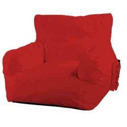Zitzak Comfy Chair Rood