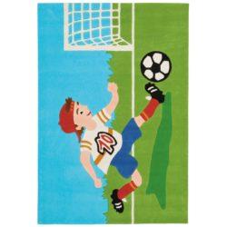 voetbal-vloerkleed
