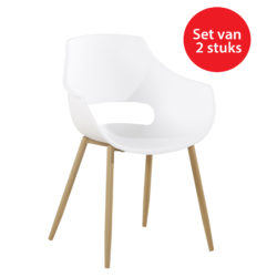 witte-design-stoelen-kunststof