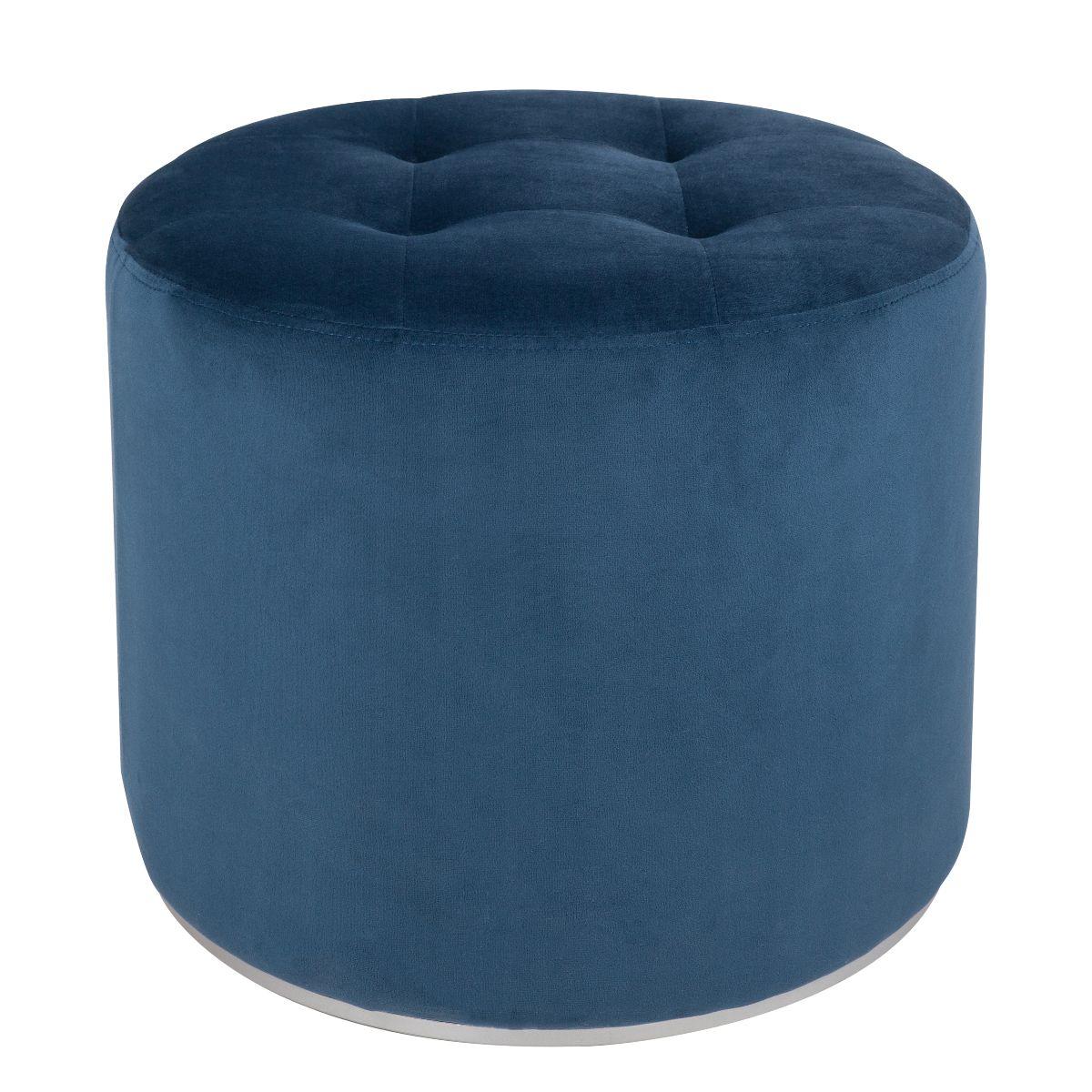 Nieuw Op zoek naar een luxueuze blauwe hocker? | Hockers | kameraankleden.nl DU-39