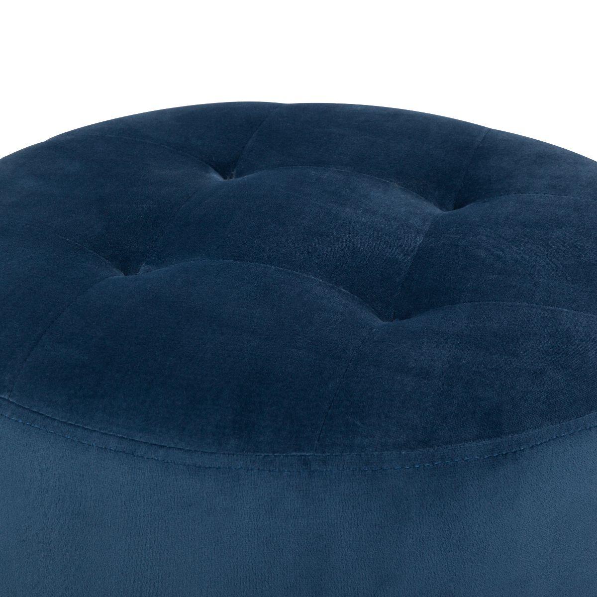 Ongekend Op zoek naar een luxueuze blauwe hocker? | Hockers | kameraankleden.nl HF-42
