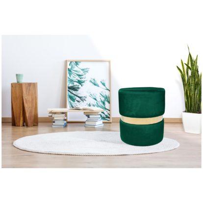 Poef Premium Groen I