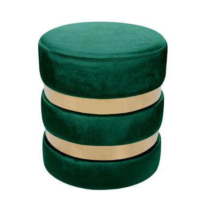 Poef Premium Groen II