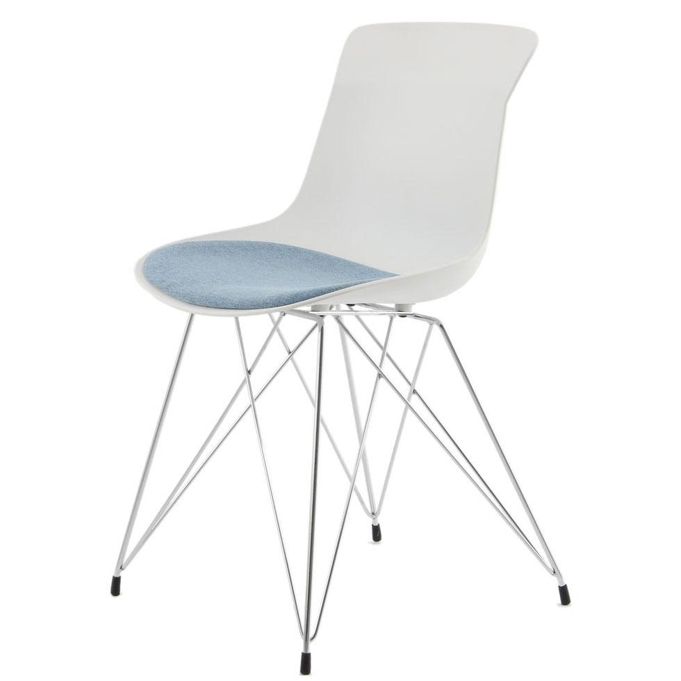 Verwonderlijk Witte kunststof eettafel stoelen kopen? | Stoelen | kameraankleden.nl KG-42