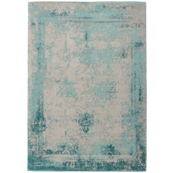 turquoise-vintage-tapijt-living