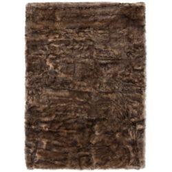 zacht-hoogpolig-vloerkleed-premium-bruin