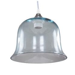 Hanglamp Glas Bleno Blauw