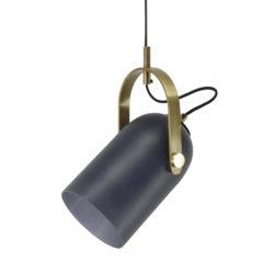 Hanglamp The Spot Grijs