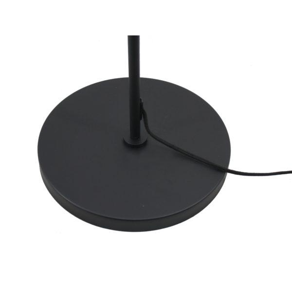 Vloerlamp Caprice Goud-Zwart