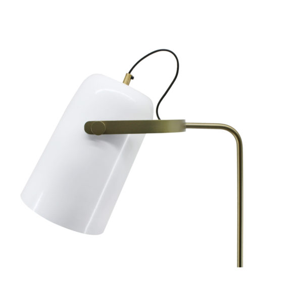Vloerlamp The Spot Wit