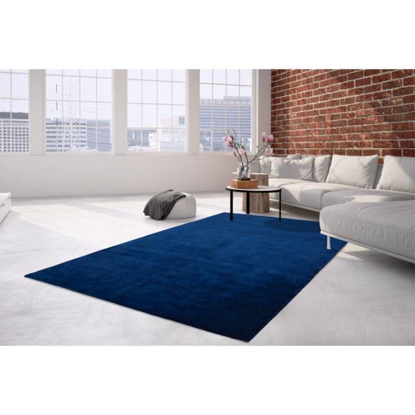laagpolig-blauw-vloerkleed