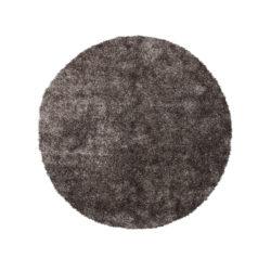 hoogpolig-rond-bruin-vloerkleed-shine