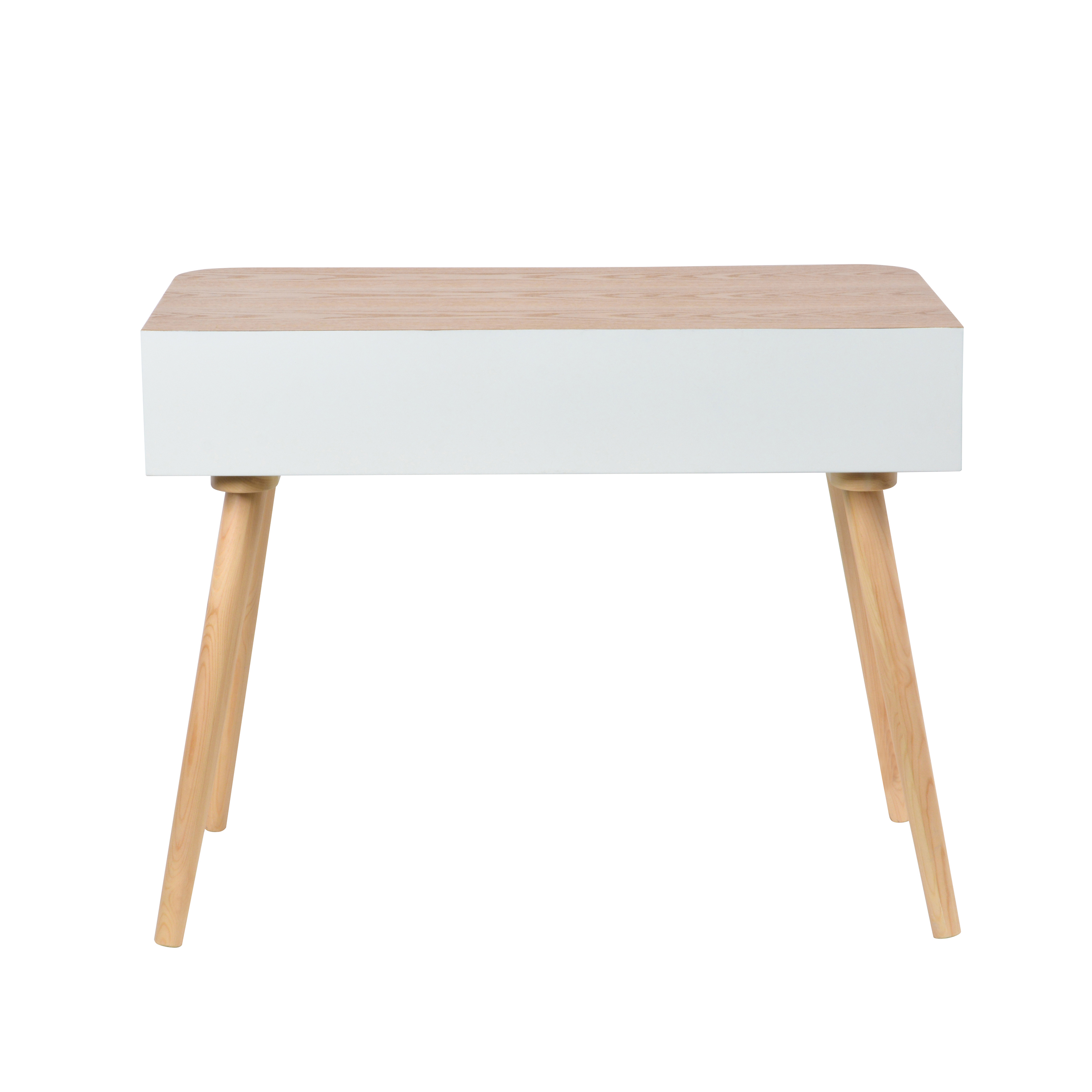 Goedkope Sidetable Wit.Sidetable Marco Wit