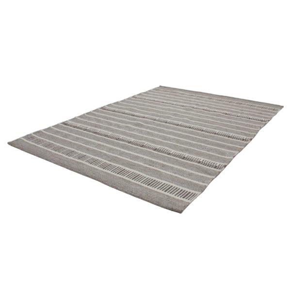 Scandinavisch karpet grijs Malmo