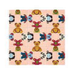 Kinderkamer-speelkleed-knuffels