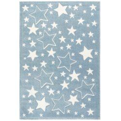 Kindervloerkleed-Sterrenhemel-Blauw
