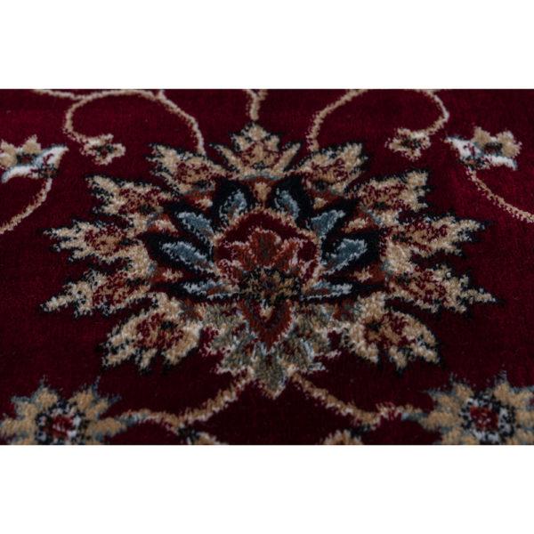 Oosters rood vintage vloerkleed Calisi