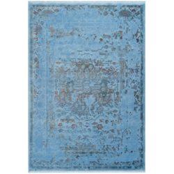 Blauw vintage tapijt