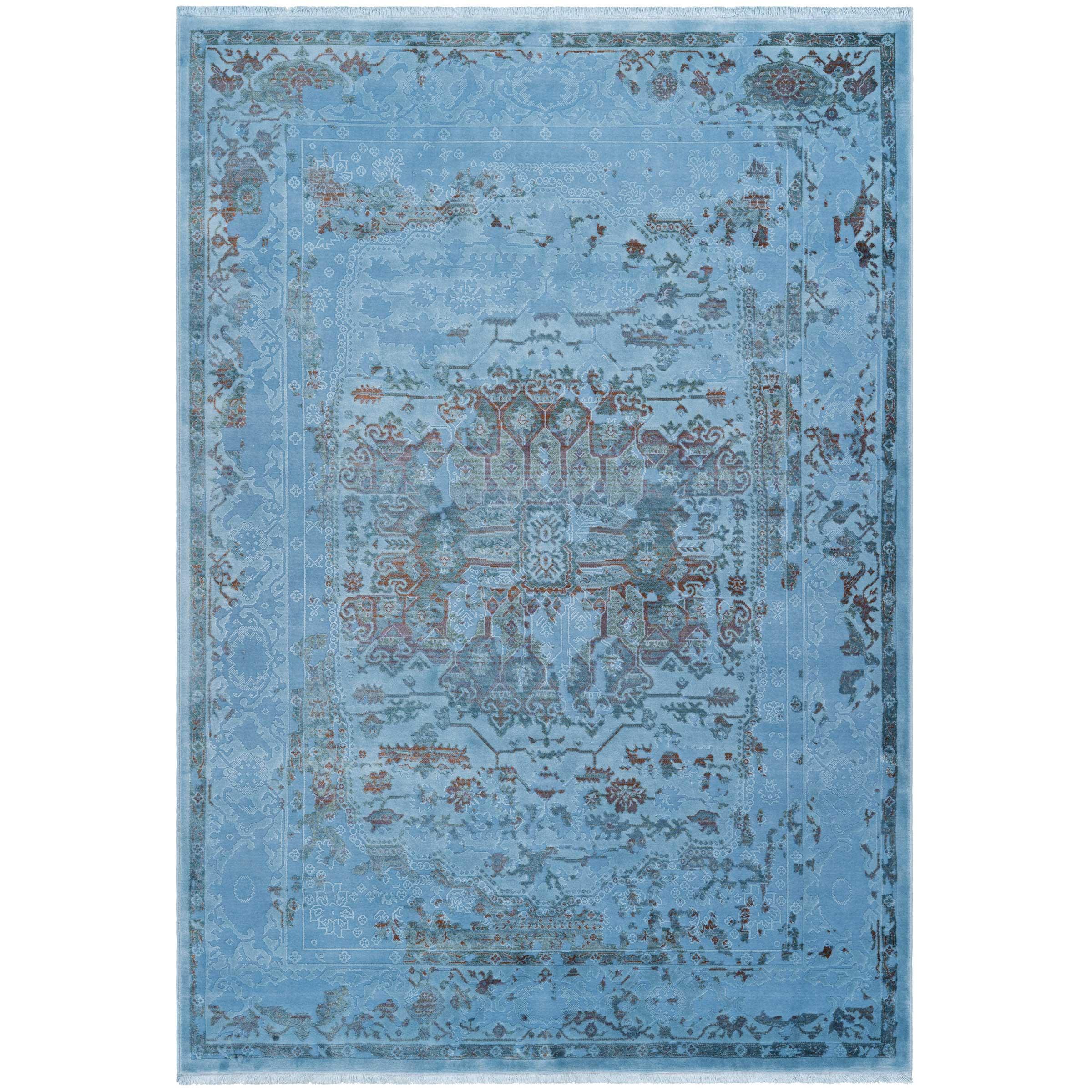 17251782153cd0 Blauw vintage tapijt kopen