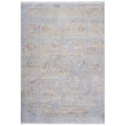 Zilver vintage tapijt