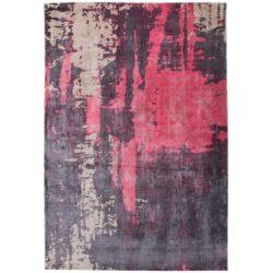 antraciet-roze-vintage-vloerkleed