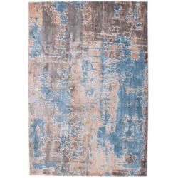 beige-blauw-vintage-karpet