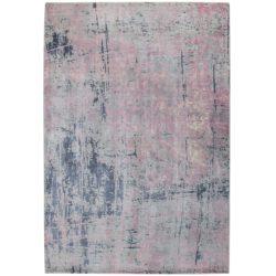 blauw-lichtroze-vintage-vloerkleed