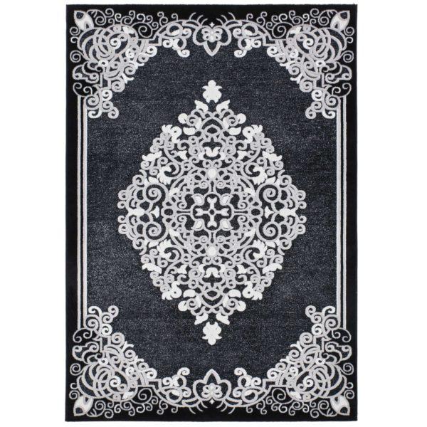 zwart-Perzisch-vloerkleed