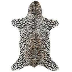 Imitatie Cheetah vloerkleed
