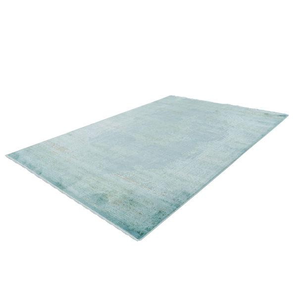 Vintage mintgroen tapijt