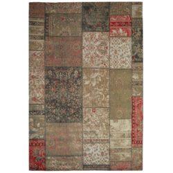 Perzisch Patchwork tapijt