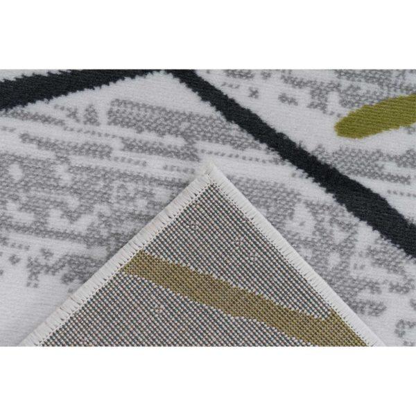 grijs design karpet khaki
