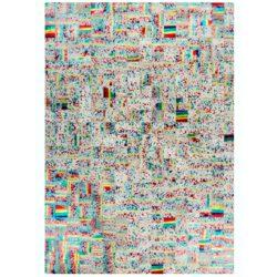 Laagpolig design karpet